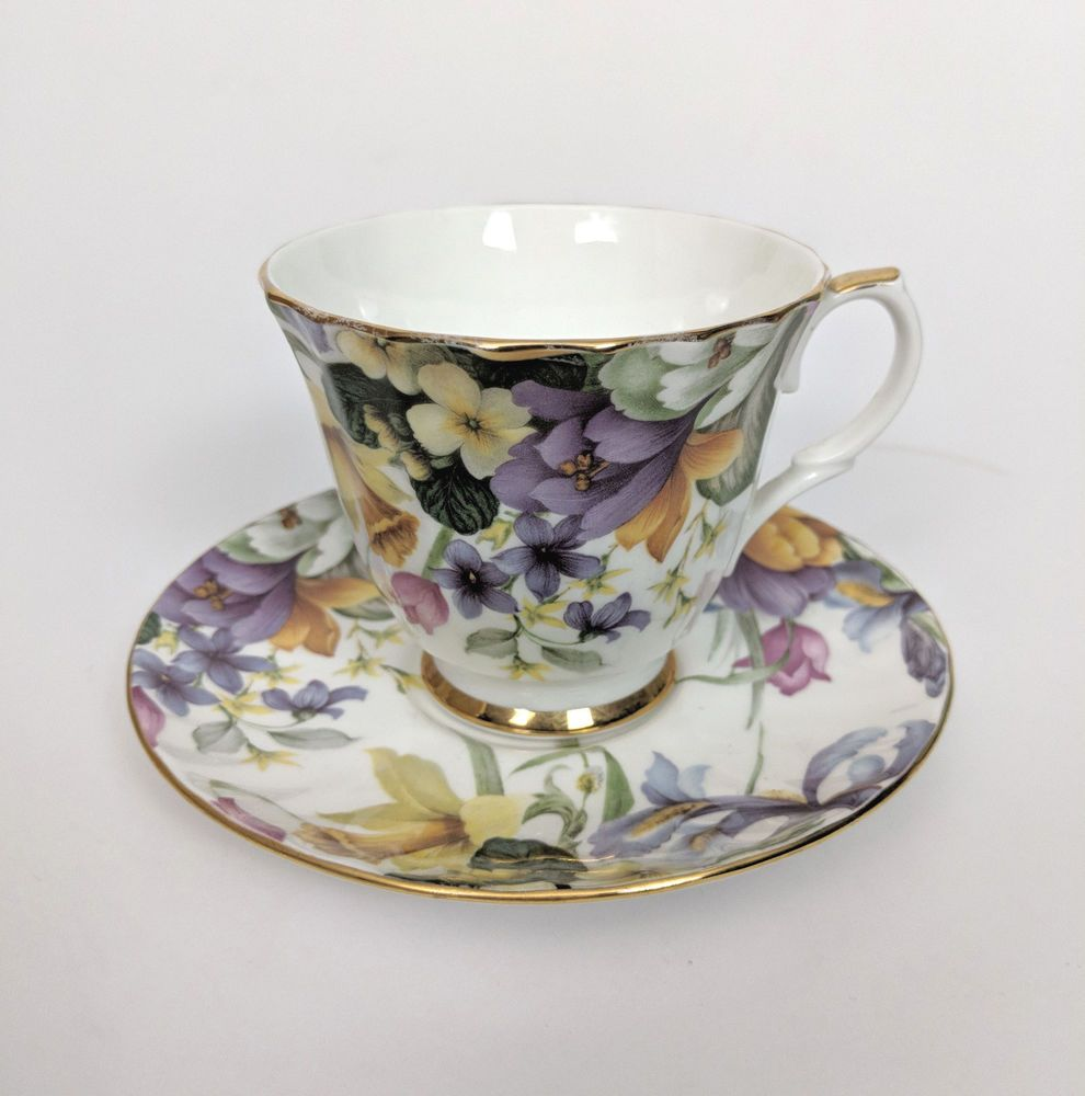 Duchess Fine Bone China Tea Cup And Saucer In 2019
