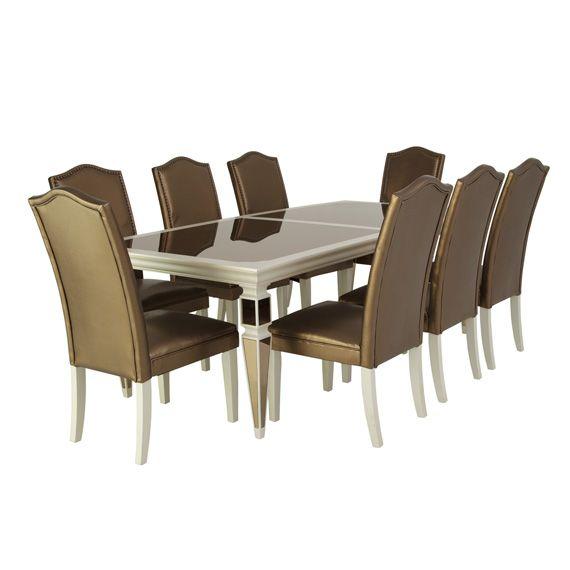 Good Kingston 8 Seater Dining Set