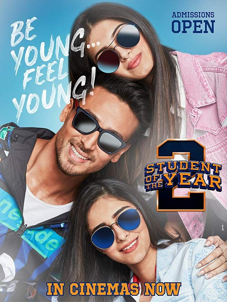 Student of the Year 2 (2019) best movies on netflix