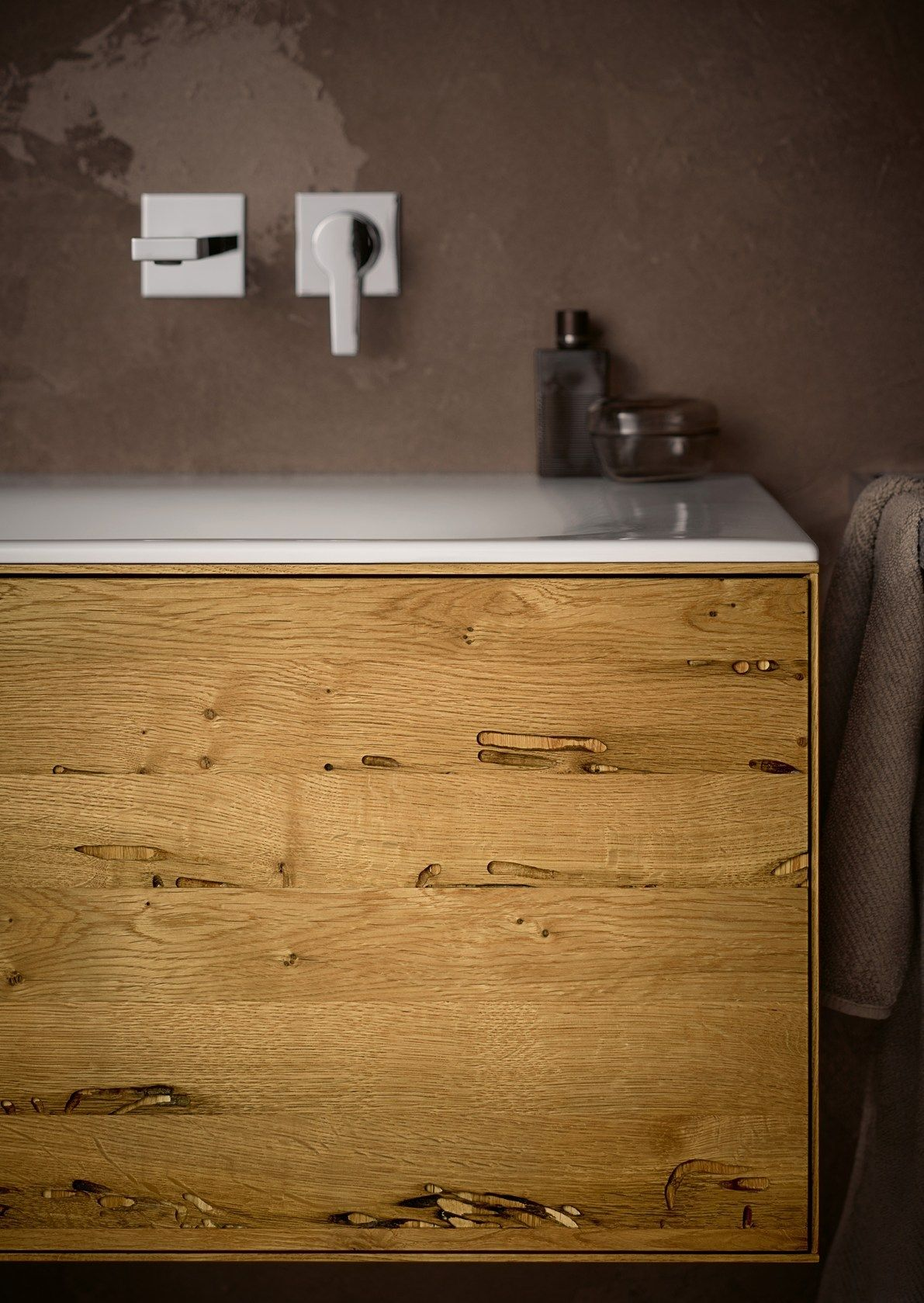 keuco + team 7 edition lignatur, the new bathroom furnishing, Badezimmer ideen
