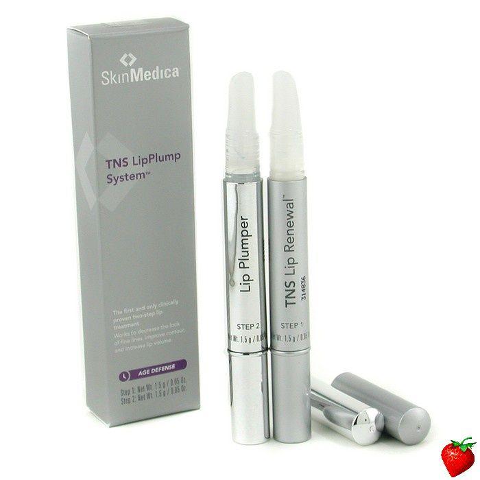 Skin Medica Tns Lipplump System Lip Renewal 1 5g 0 05oz Lip Plumper 1 5g 0 05oz 2pcs Skinmedica Skincare Lipplumpe Skin Medica Lip Plumper Skinmedica Tns