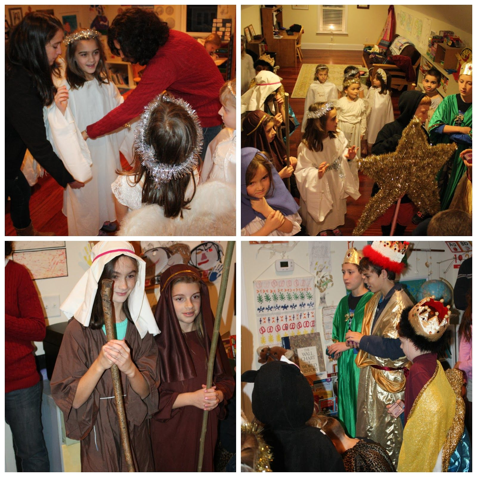Ringing in the New Year with Mary and Annual Homeschool Epiphany Party ...