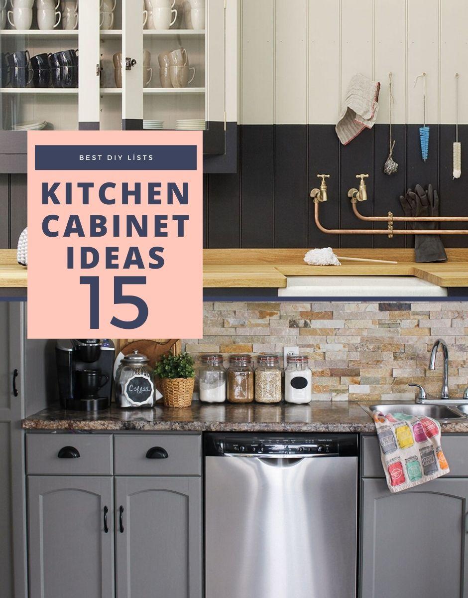Kitchen Cabinet Ideas Best Diy Lists In 2020 Diy Kitchen Cabinets Best Kitchen Cabinets Kitchen Cabinets