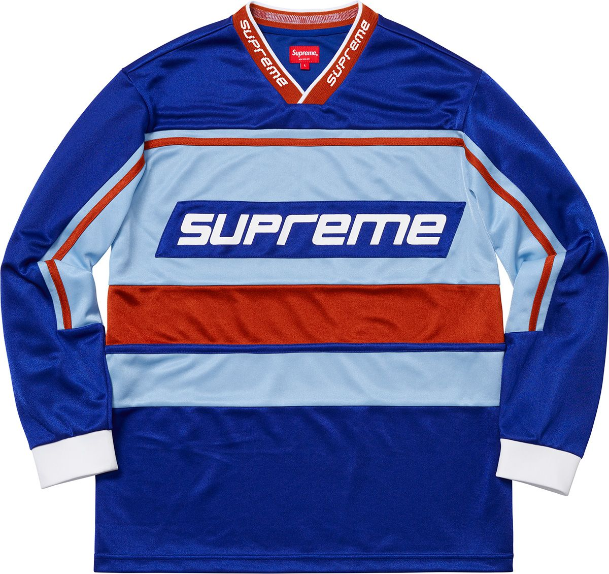 Supreme Warm Up Hockey Jersey Baseball Jersey Outfit Jersey Outfit Mens Tops