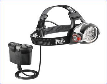 Petzl Ultra Rush Belt Headlamp Mountain Climbing Equipment Pinterest