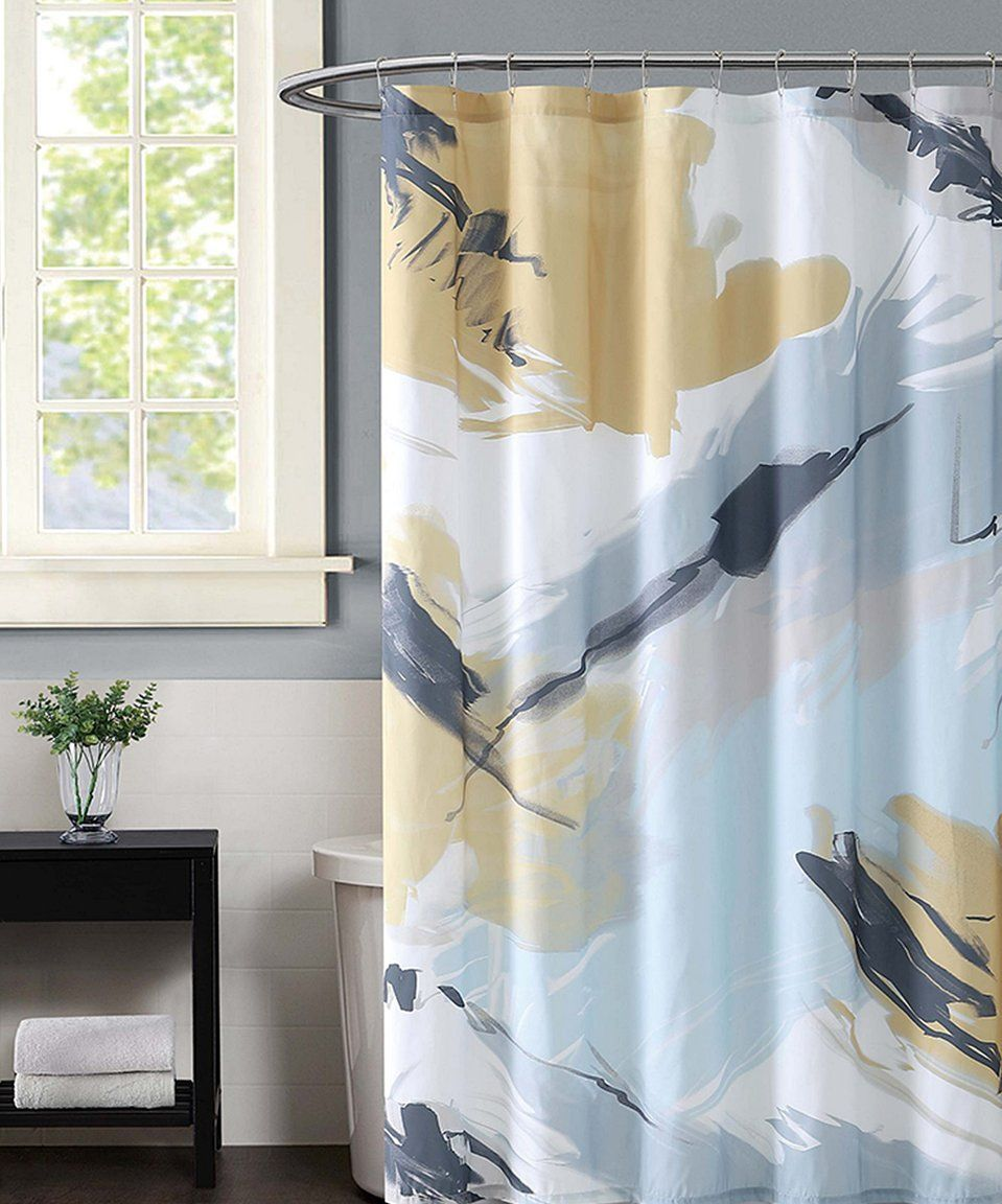 Take a look at this Capri Citron Shower Curtain today! | home ...