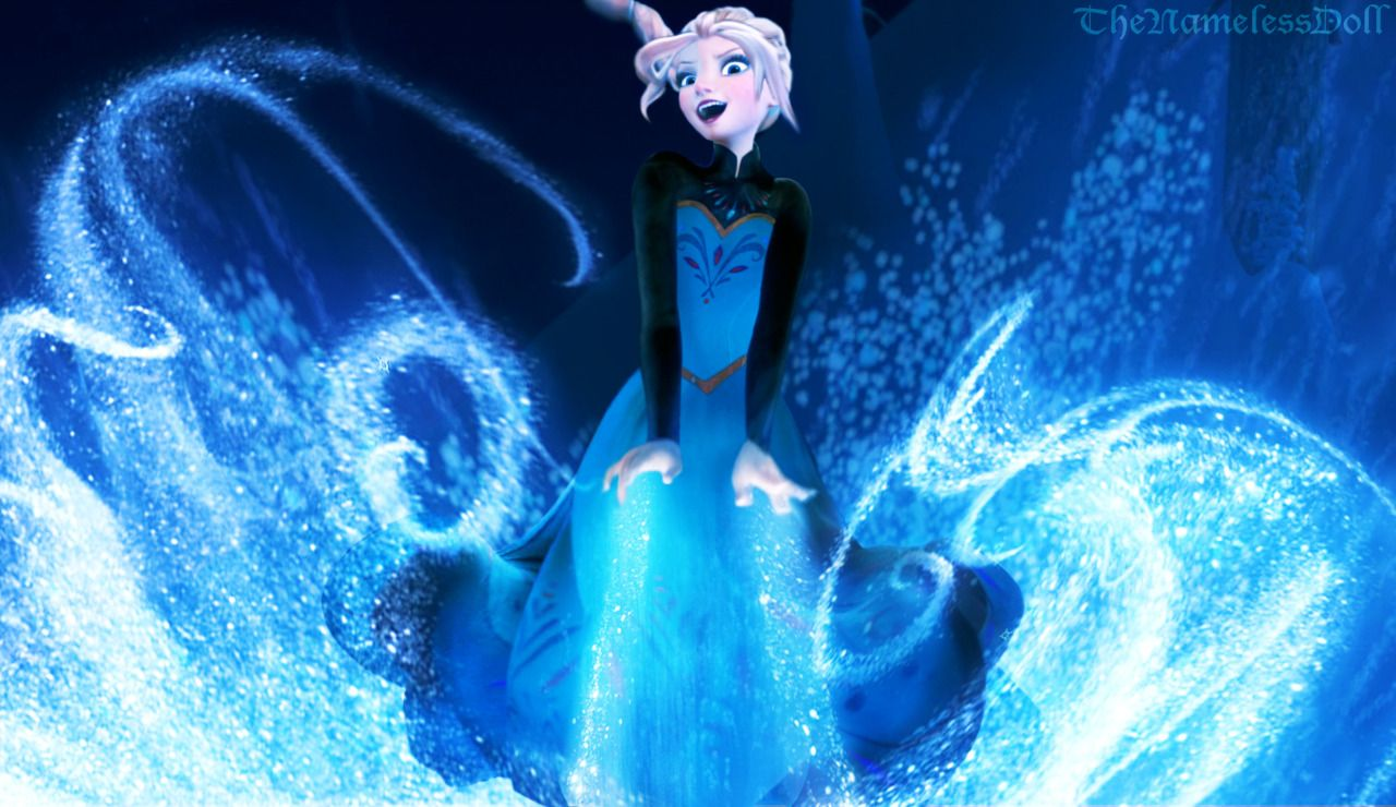 Based on Bonkalore's stunning Frozen storyboard! It is so powerful and I had a really hard time to choose a shot. I would love to give her new queen outfit a shot some day. :,3 PS: Edited Elsa's face...