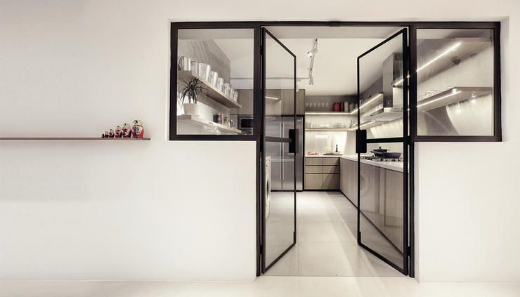 Superbe Help Your Flat Appear Larger With Glass | Home U0026 Decor Singapore