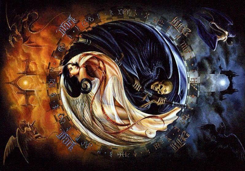 ying yang life dead