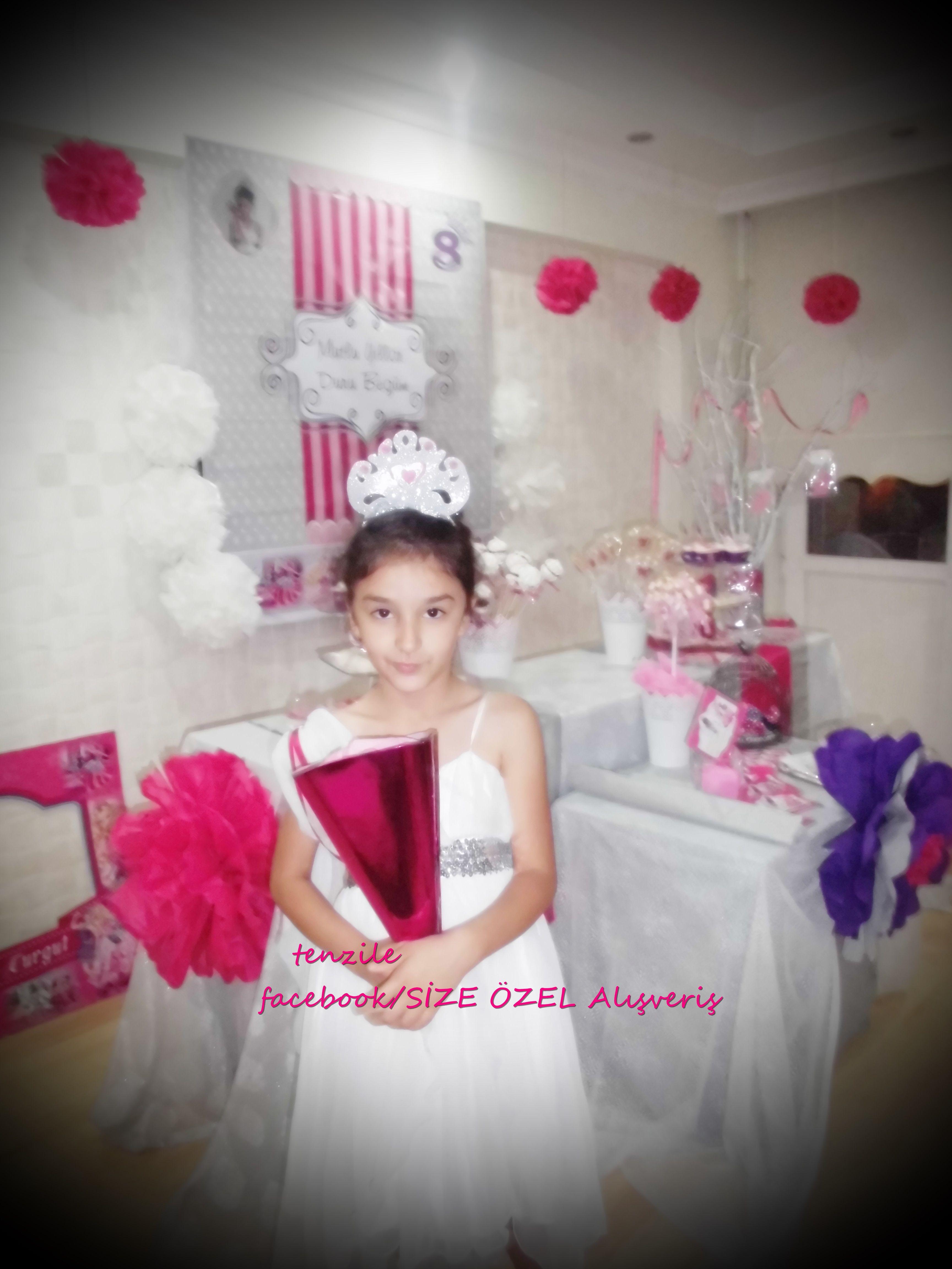 popstar duru parti konsepti 8 yaş kutlaması