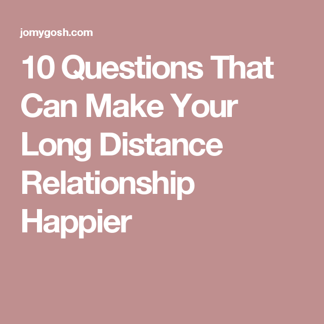 been those an have relationship in for LDR who Question
