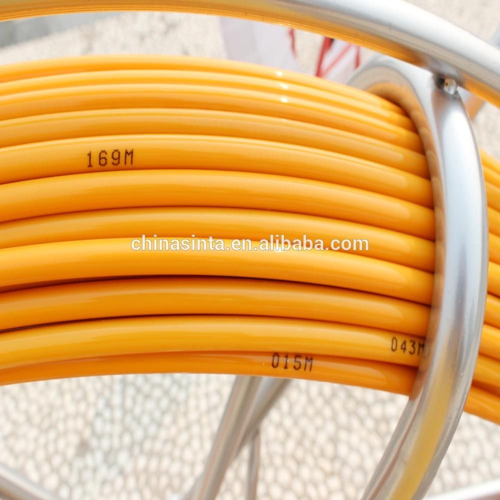 12mm 300m Duct puller fibregl cable rods | Cable Wiring Puller on