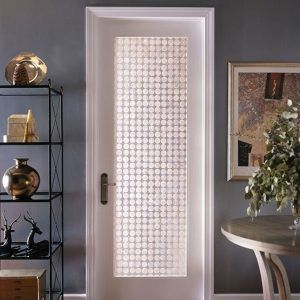 Attractive Interior Doors Frosted Glass Inserts