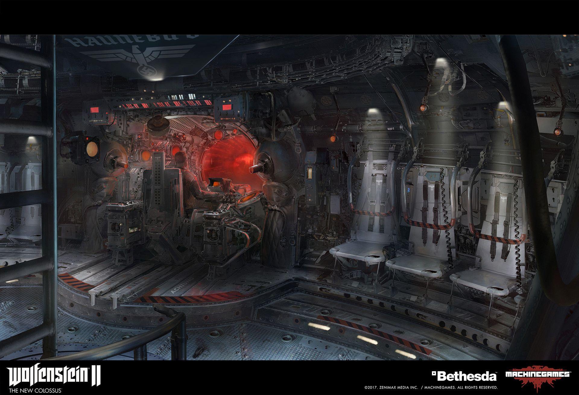 191 Best Wolfenstein II The new colossus images