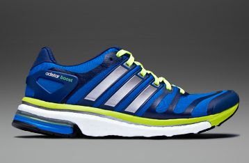 5566aeeebc26c adidas adistar Boost - Blue Beauty Tech Silver Electricity - Mens Running  Shoes