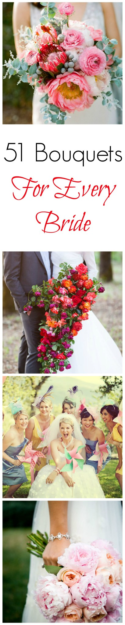 51 Bouquets For Every Bride I Classic And Timeless Bohemian