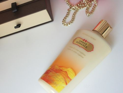 Victoria's Secret Amber Romance Hydrating Body Lotion | MrsBleeker