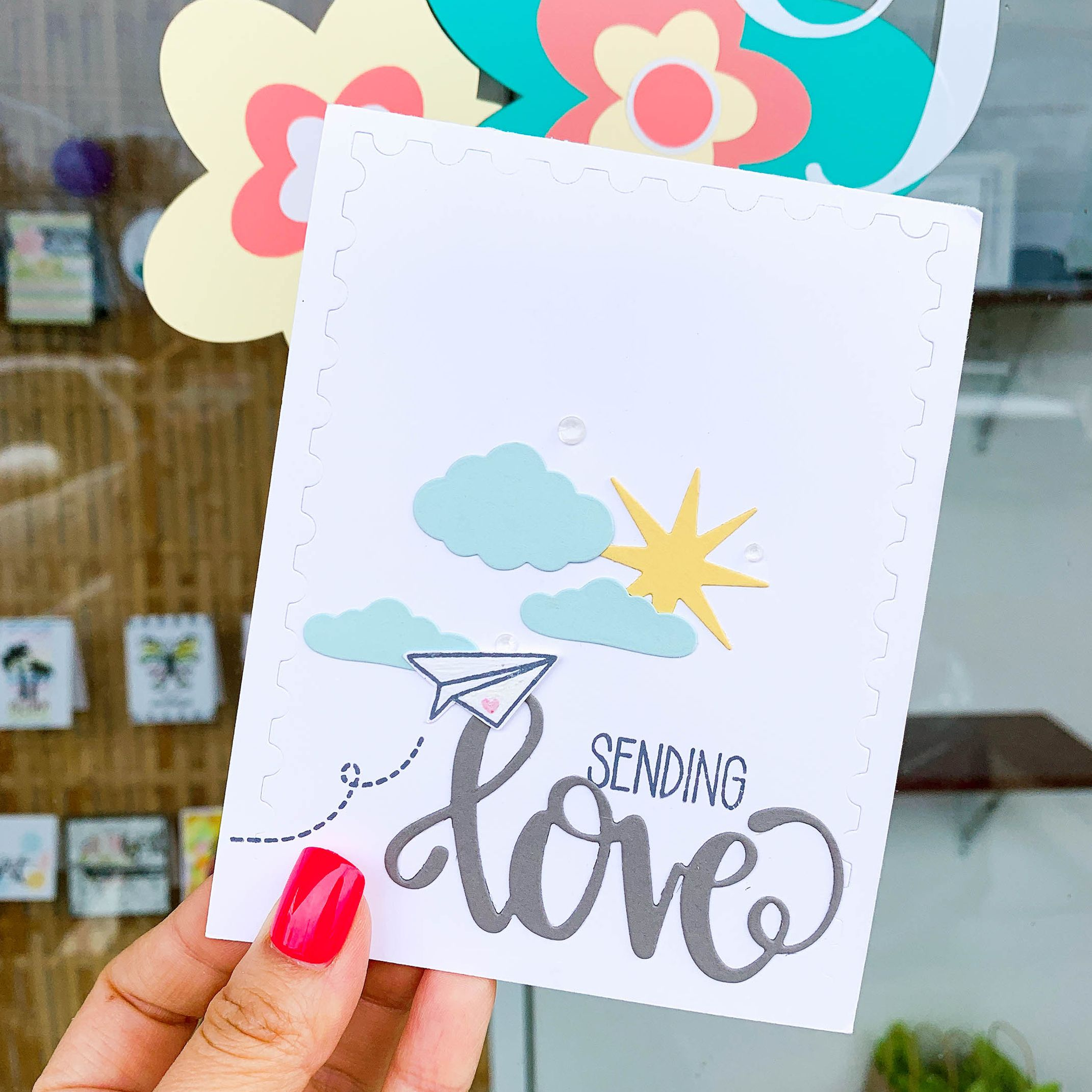 Card for him Appreciation Card Support Card Anniversary Card Encouragement Card Greeting Cards Love Lucky Greeting Card