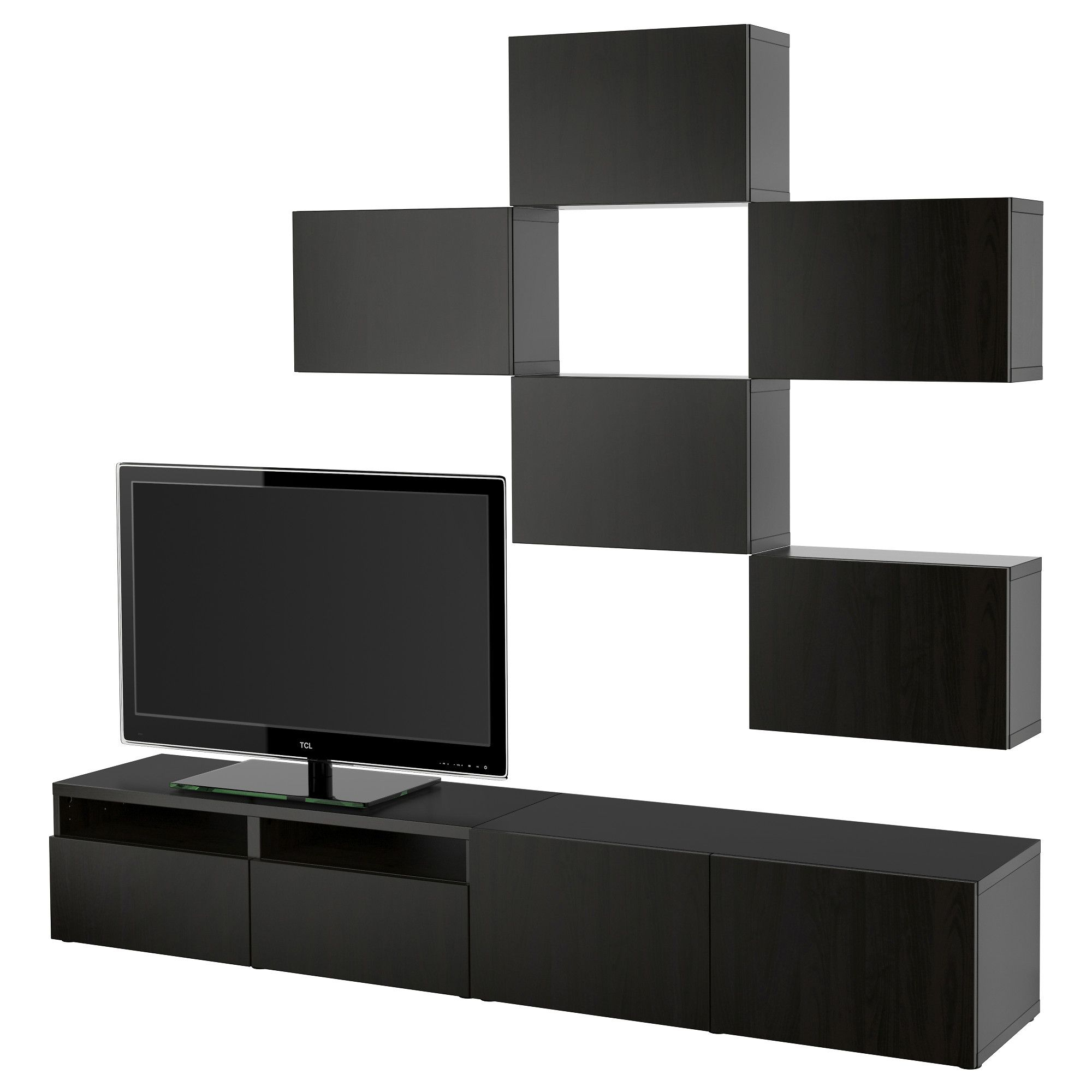 find this pin and more on tv hifi mbel - Meuble Tv Ikea En Pin