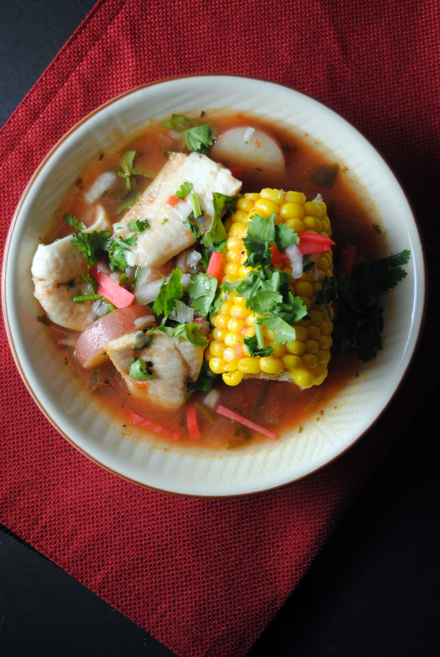 mexican fish stew nice and spicy - Fish Stew Ina Garten