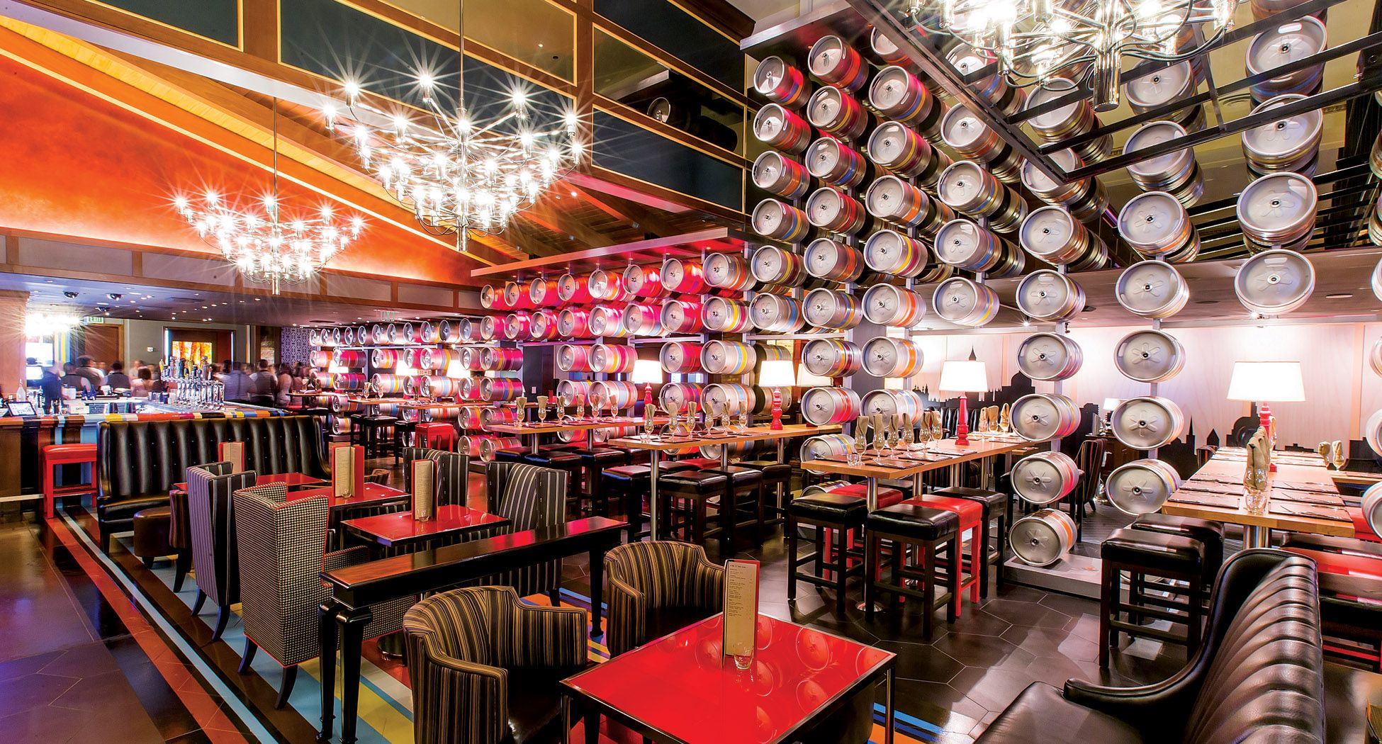 Best Restaurant Design  Gordon Ramsay Pub  Grill at