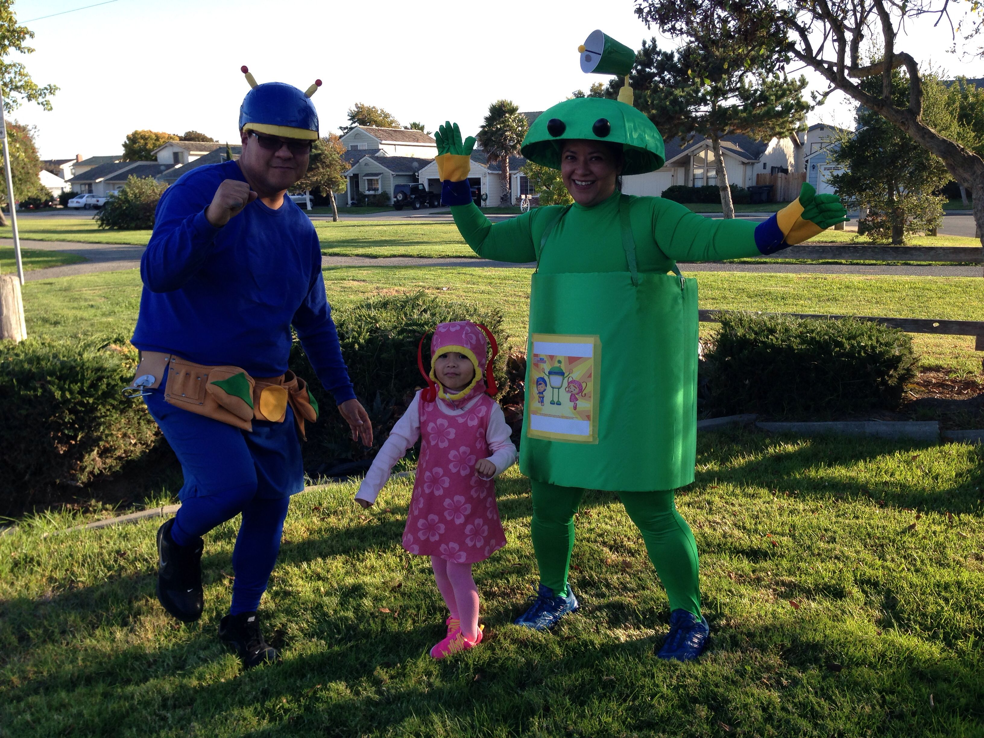 Team Umizoomi Costumes Our Halloween Costumes Pinterest Sc 1 St Gardening Flower And Vegetables & Umizoomi Halloween Costumes u0026