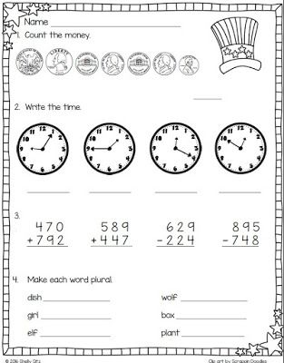 Celebrating President\'s Day in the Classroom | Clocks and Time ...
