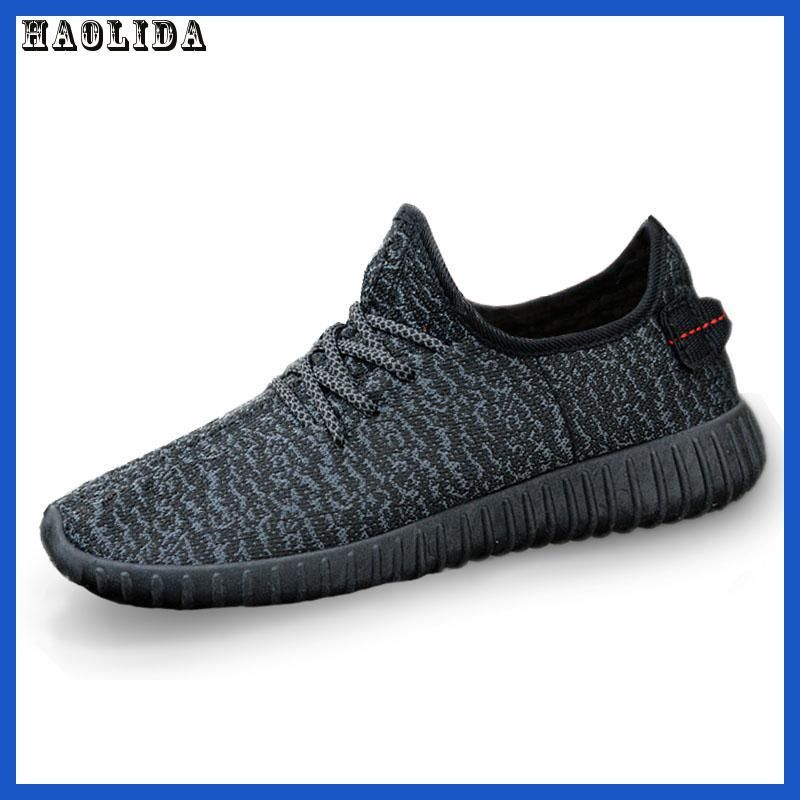 new concept da131 809d4 2017 New Men Summer Mesh Shoes Loafers lac-up Water shoes Walking  lightweight Comfortable Breathable Men tenis feminino zapatos