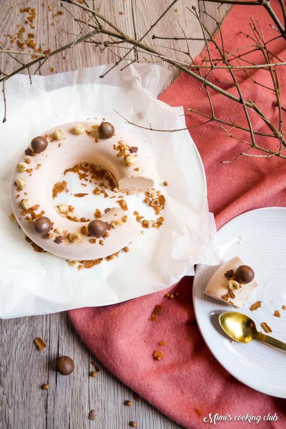 Café Noisette C Est Quoi cette semaine, je vous propose une jolie recette de gâteau