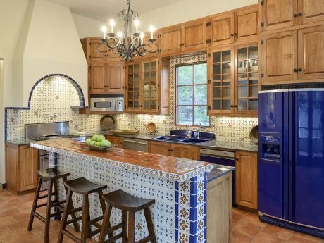 Spanish kitchen from another angle | For the Home ...