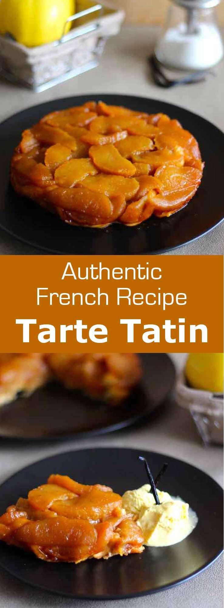 France: Tarte Tatin