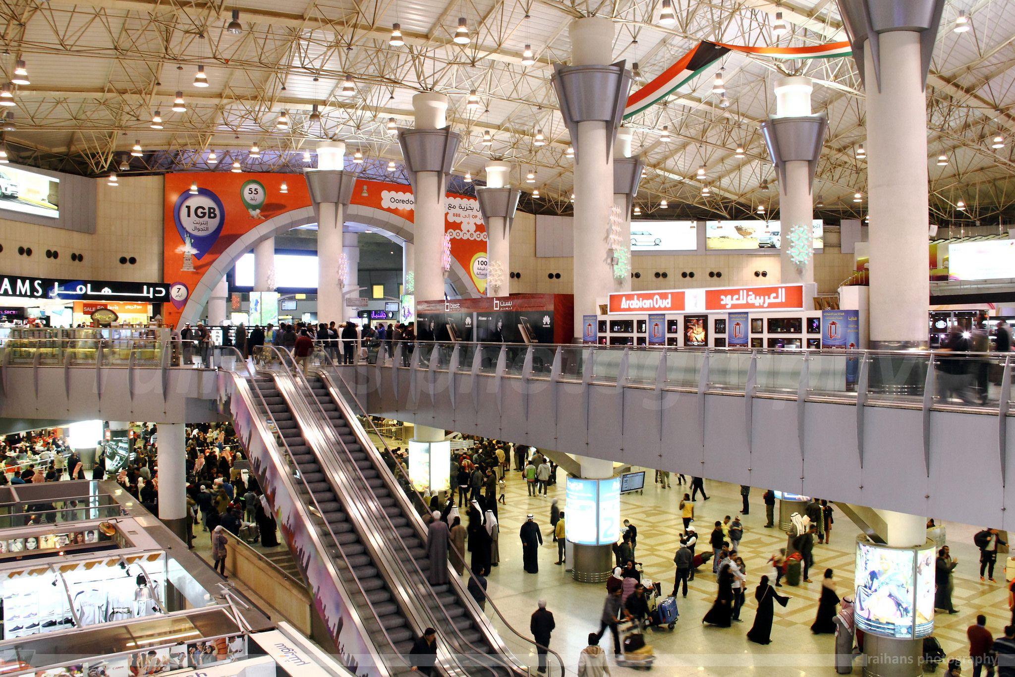 Kuwait International Airport State Of Kuwait Kwi Okbk International Airport Kuwait Airport