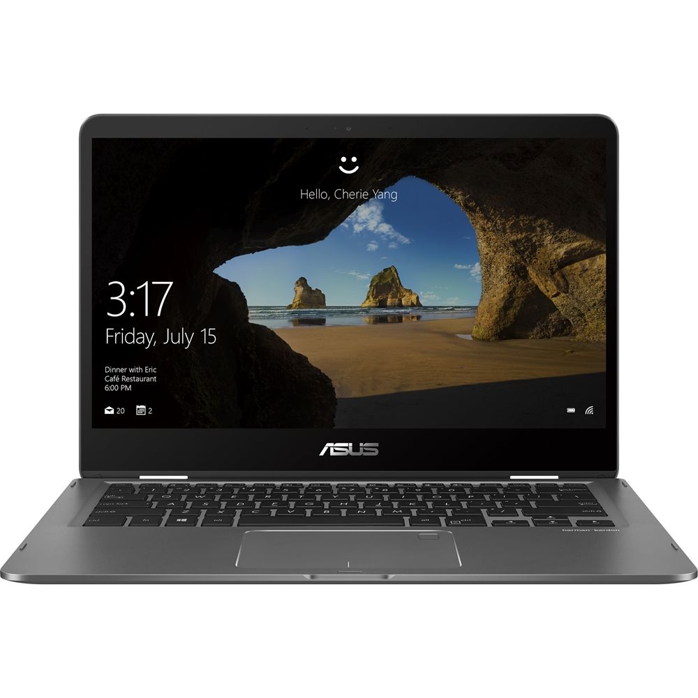 Best Buy Asus 2 In 1 14 Touch Screen Laptop Intel Core I7 16gb Memory Nvidia Geforce Mx150 512gb Solid State Drive Gray Ux461fndh74t In 2020 Asus Touch Screen Laptop Intel Core