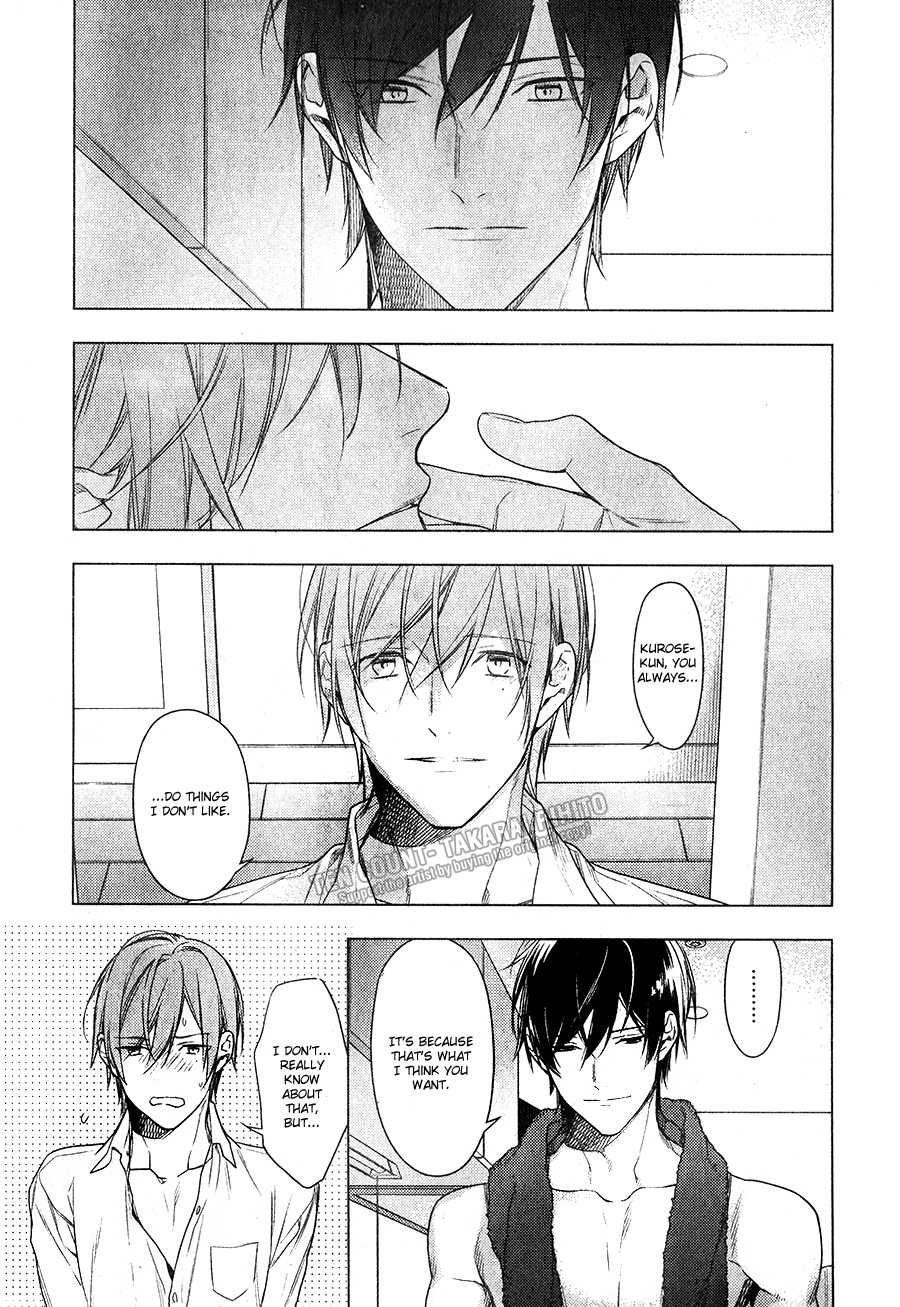 Ten Count Vol 5 Ch 31 Page 22 Mangago With Images Counting