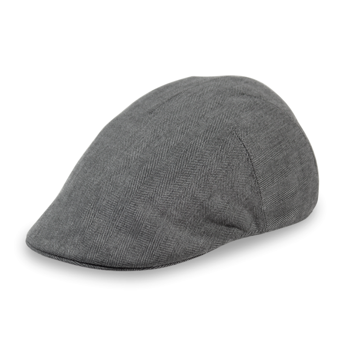 This super sleek and lightweight flat cap is Italian made with a beautiful  herringbone pattern 973372418ff