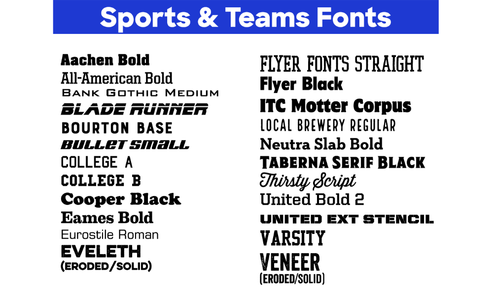 27++ Best fonts for shirts inspirations