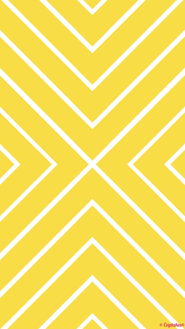 yellow white chevron iphone phone wallpaper background lock screen