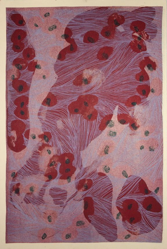 Coral and silk - Lucy Aiken