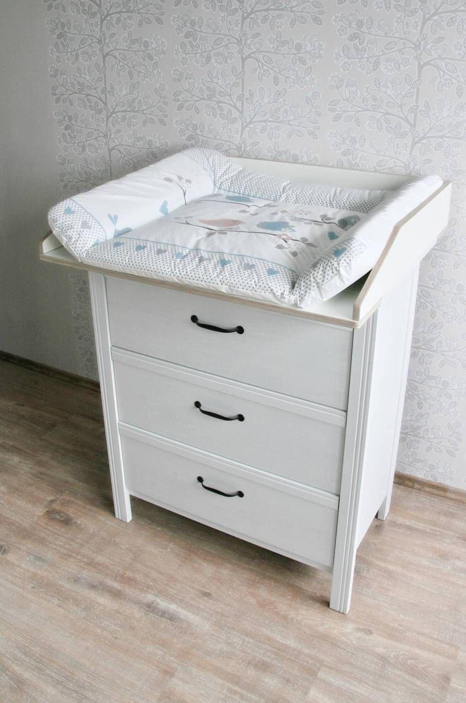 So Passen Unsere Wickelaufsatze Auf Die Brusali Kommode Schlafzimmer Kommode Schrank Mit Spiegel Ikea