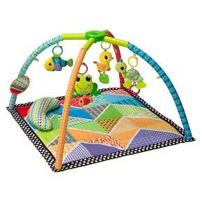 Infantino Twist N Fold Gym Playmat Pond Pals With Images