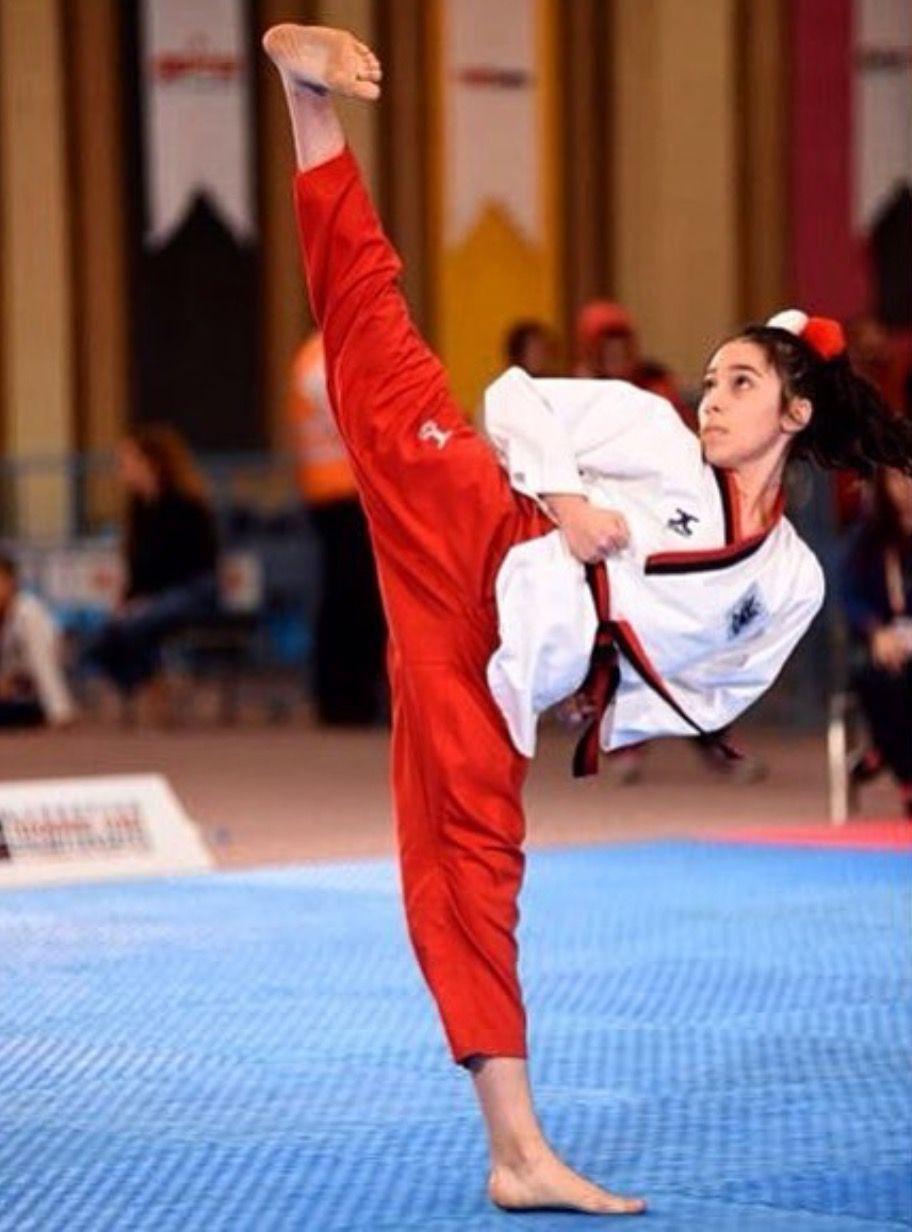 karate girl porn