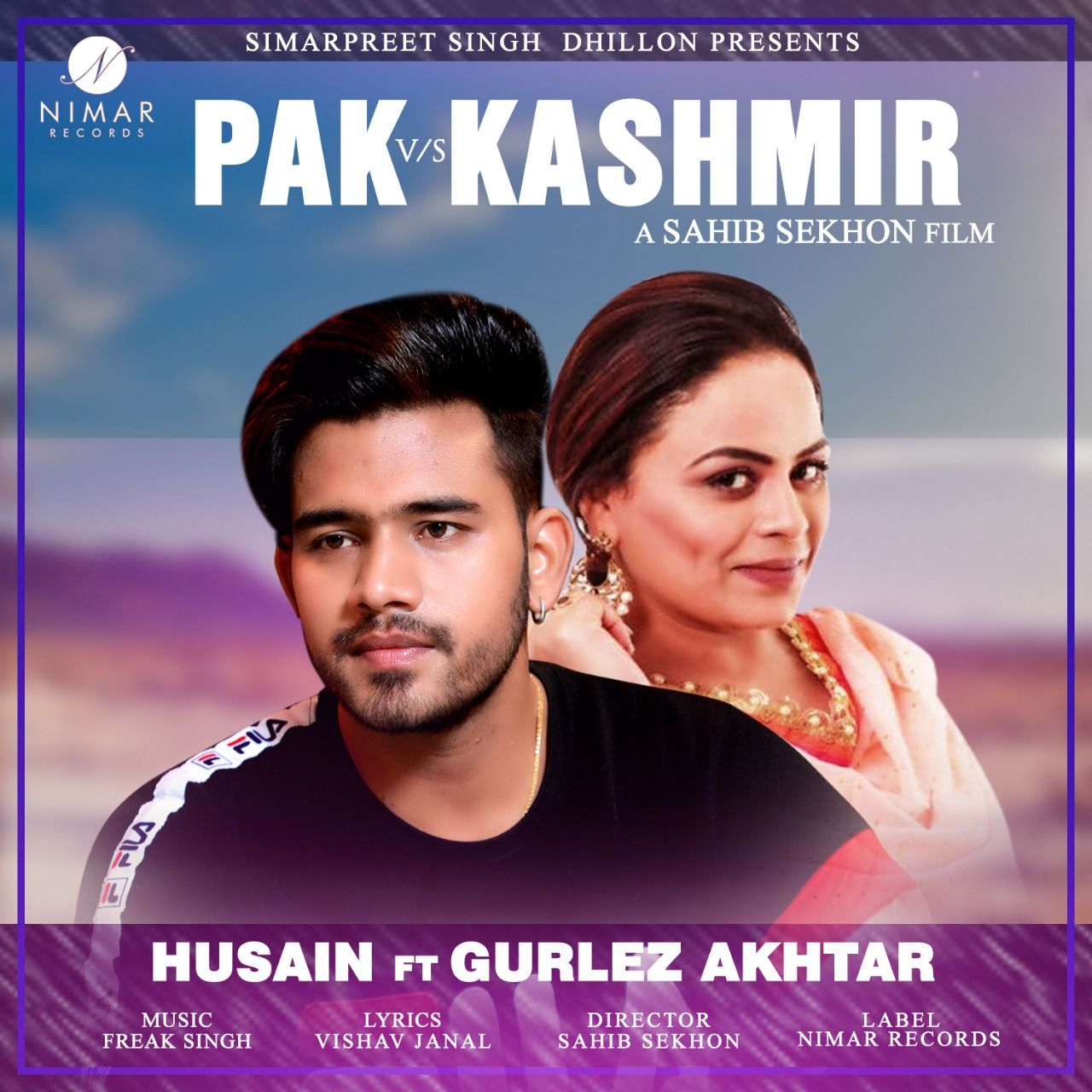 Pak Vs Kashmir By Husain Gurlez Akhtar Mp3 Punjabi Song Download And Listen Songs All Songs Latest Music