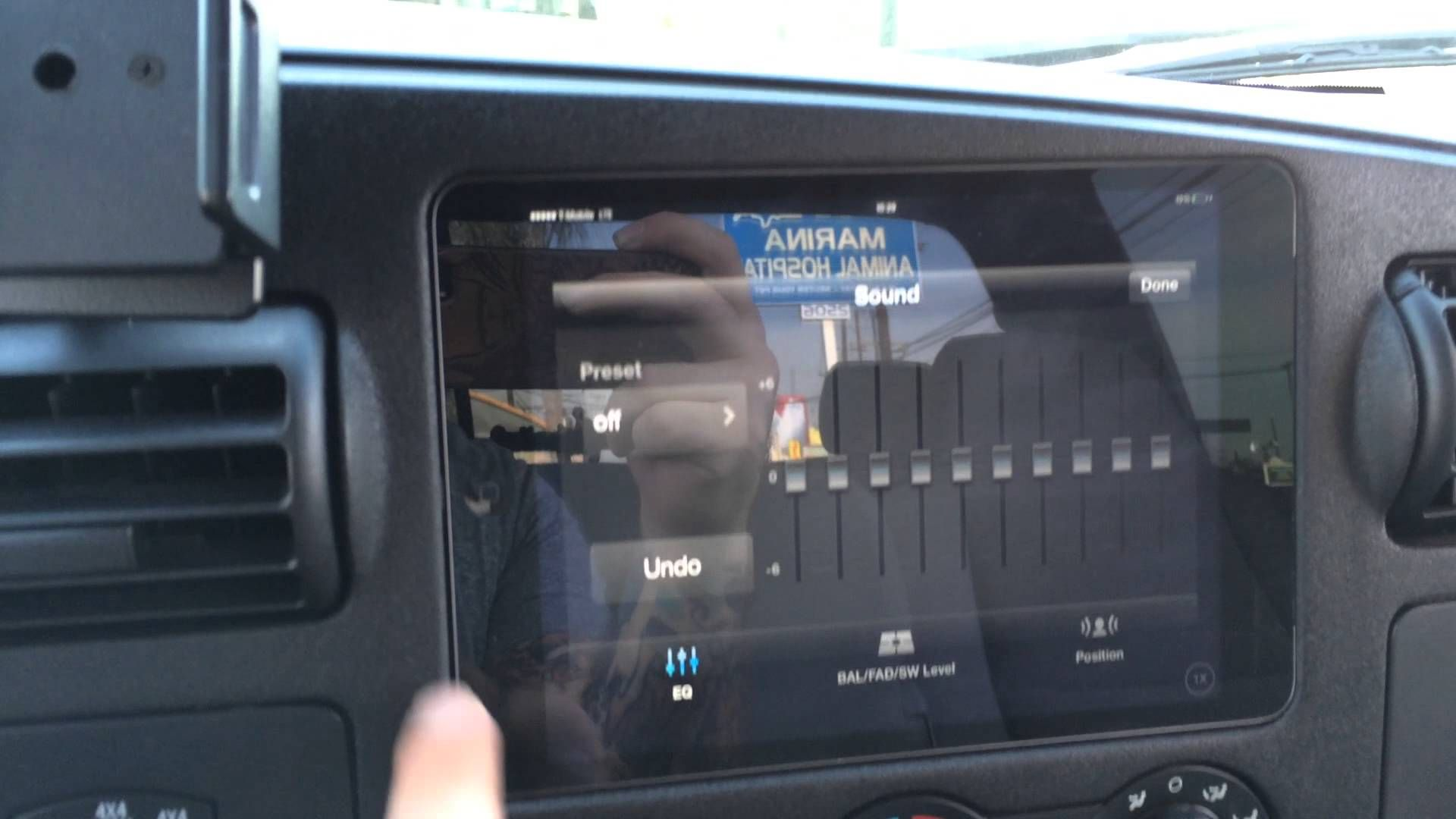 Ford F250 Ipad Mini Slider Kit Installation Sony Radio App Control Soundmanca Official Installer Sony Radio Ipad Mini Mini Sliders