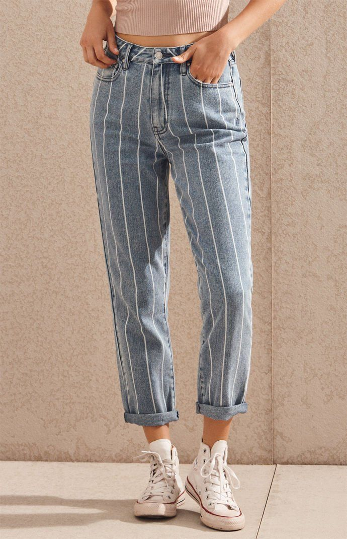 Window Pane Mom Jeans in 2019 Mom jeans outfit, Vintage