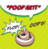 Pop art style — Image vectorielle