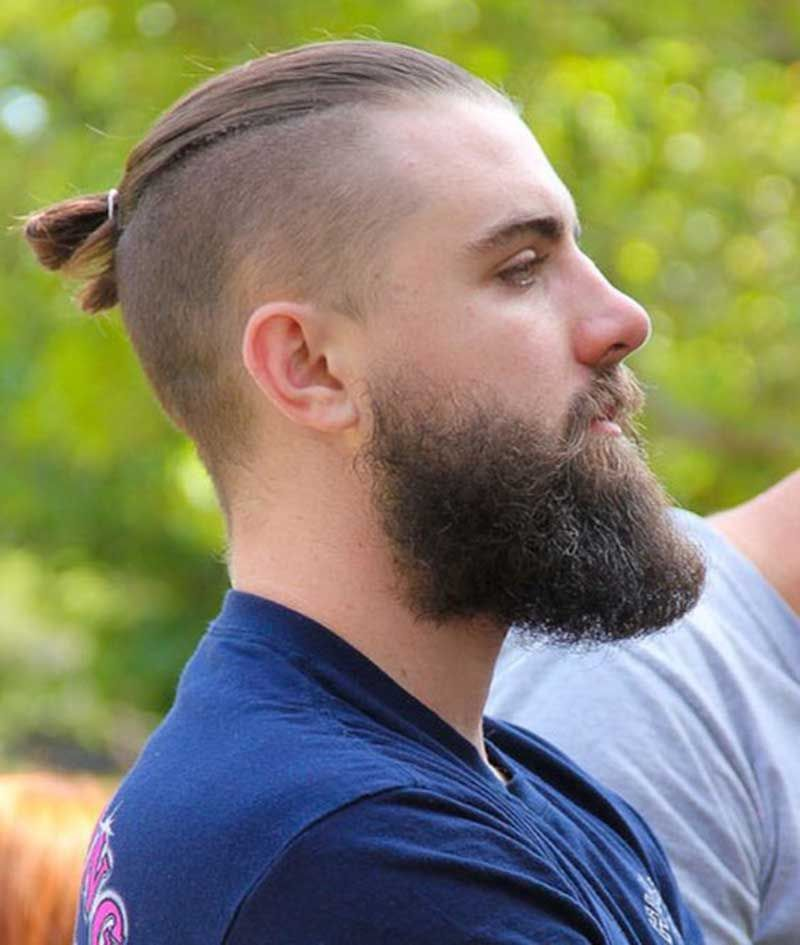 15 Best Man Bun Undercut Hairstyles Men S Hairstyle Tips Long Hair Styles Men Undercut Hairstyles Man Bun Hairstyles