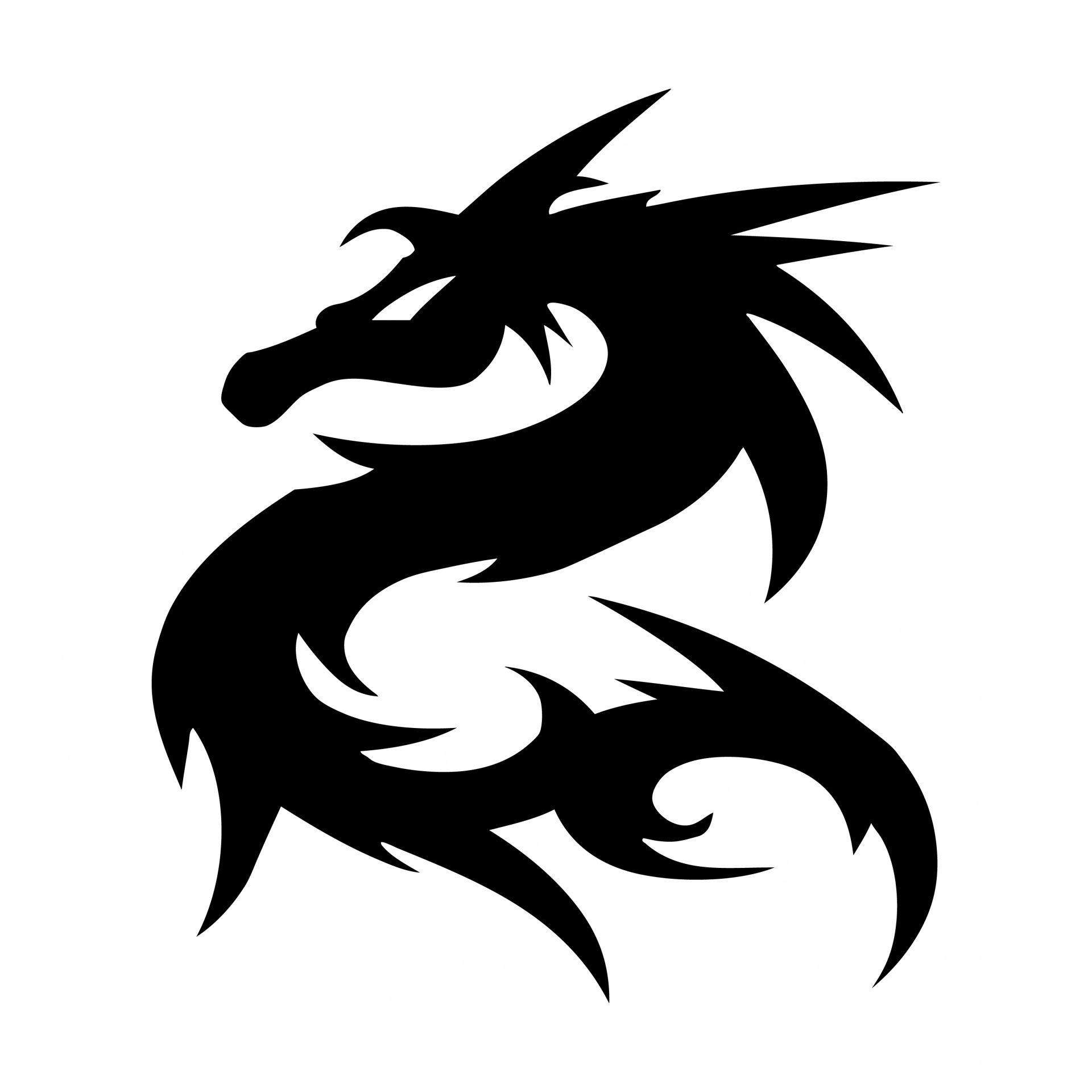 Image result for DRAGON LOGO Logo Pinterest Dragons