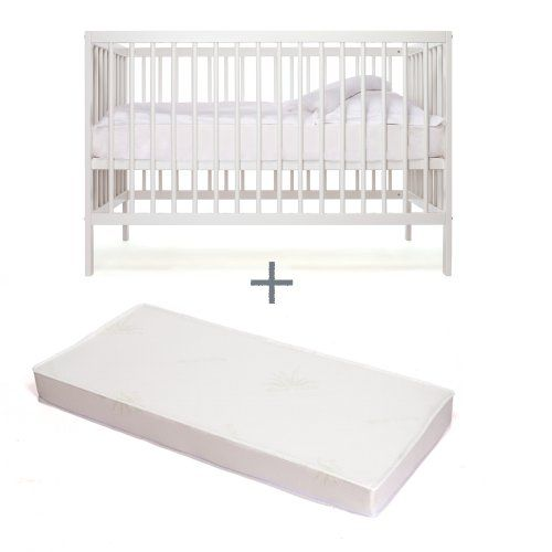 Mokee Mini Eco Friendly 120 X 60 Cm Baby Space Saver Cot Bed
