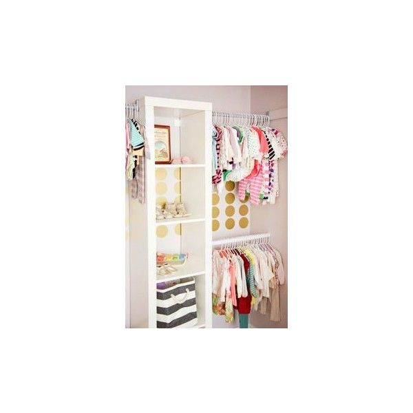 Tiny Budget in a Tiny Room for a Tiny Princess ❤ liked on Polyvore featuring house