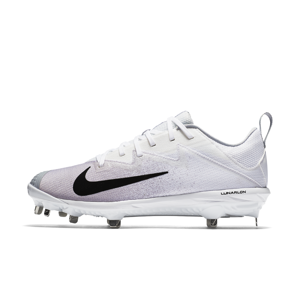 69fdfd8392d Nike Vapor Ultrafly Pro Men s Baseball Cleats Size 10.5 (White ...